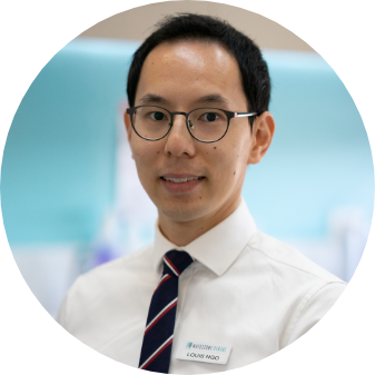 Profile photo of Mr Louis Ngo